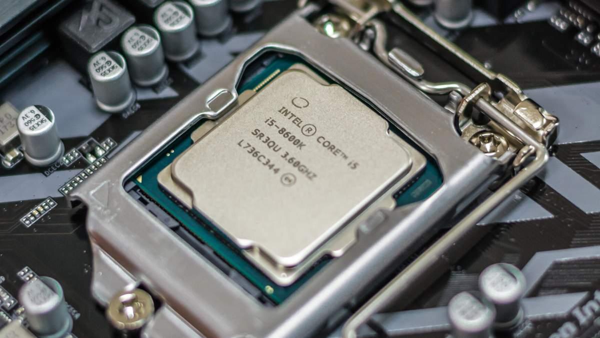 Intel планує випустити 5-ядерний процесор