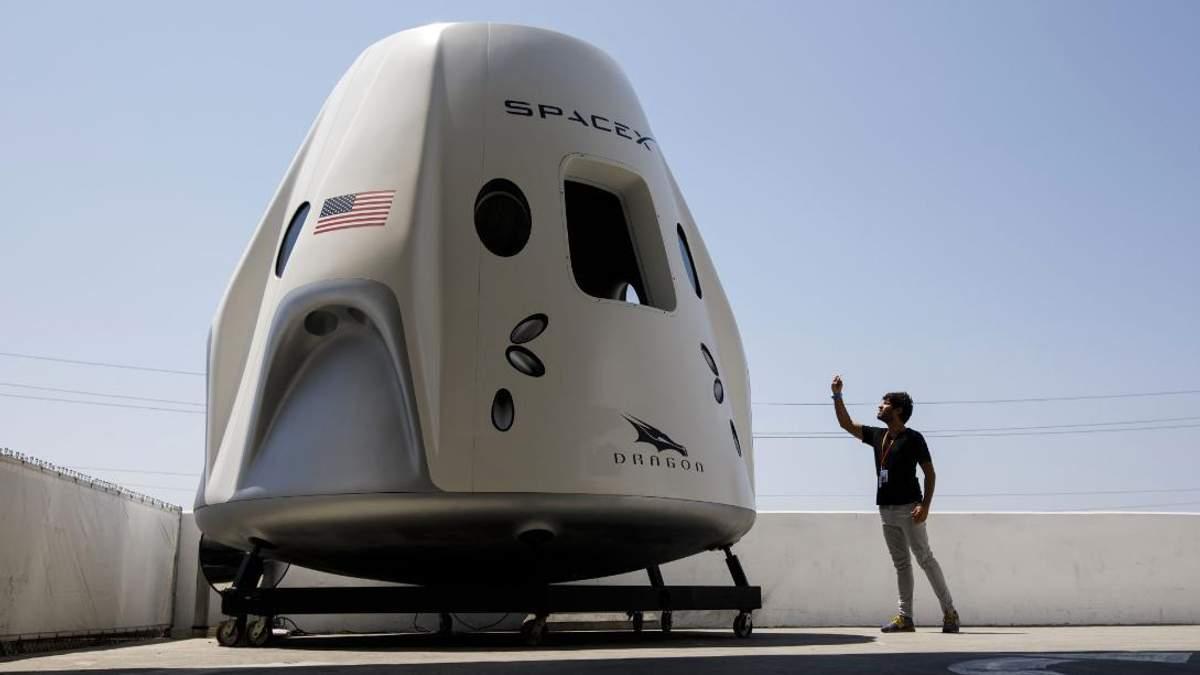 SpaceX Crew Dragon: дата запуска