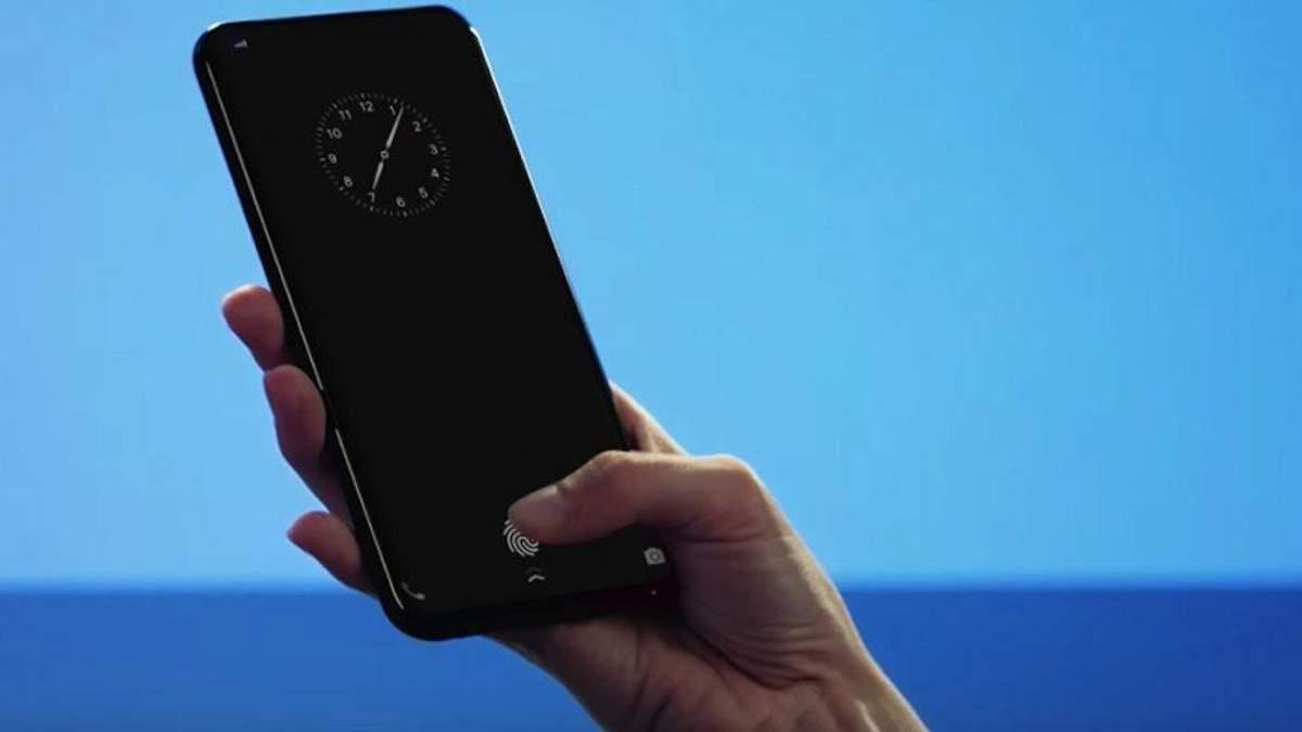 Знайшли спосіб обманути сканер відбитків пальців у смартфонах