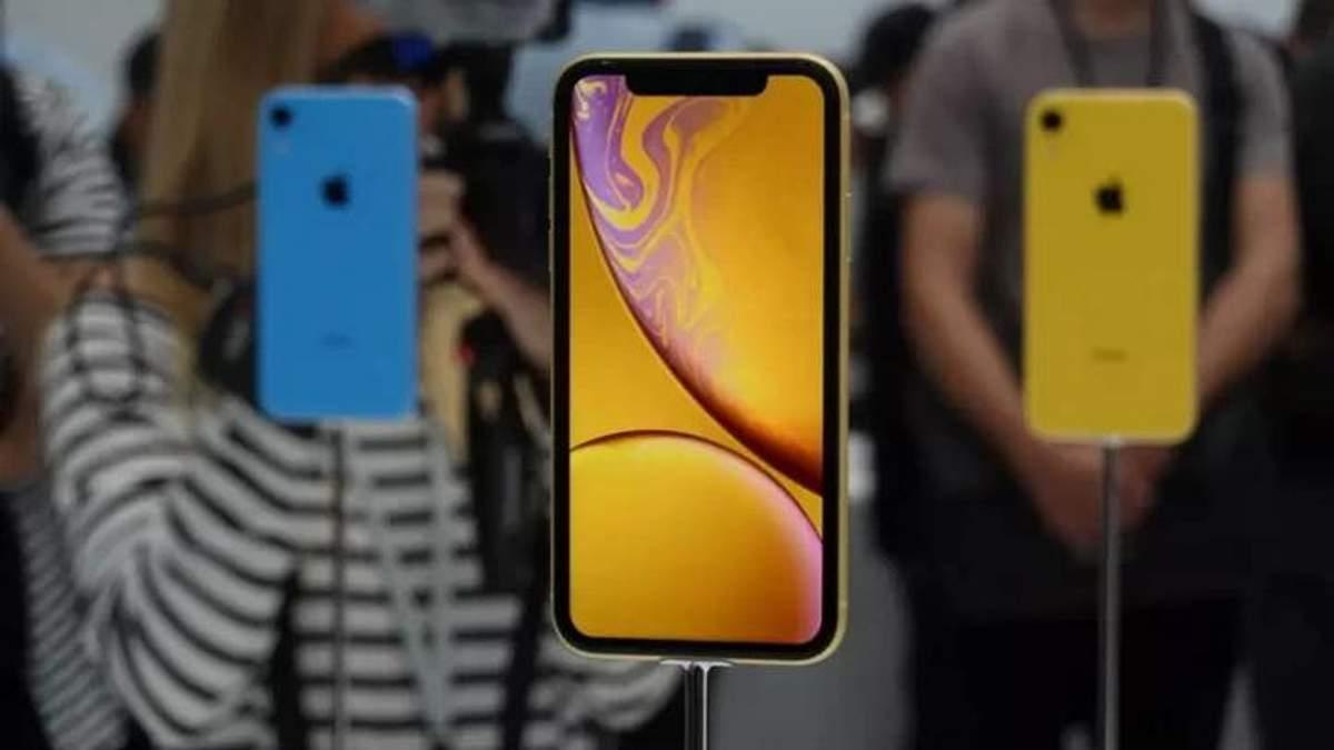Apple планирует снизить цену на iPhone Xr