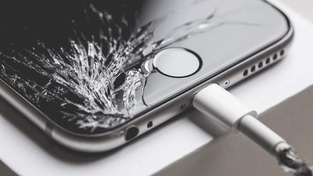 Самые распространенные причины неисправности смартфонов