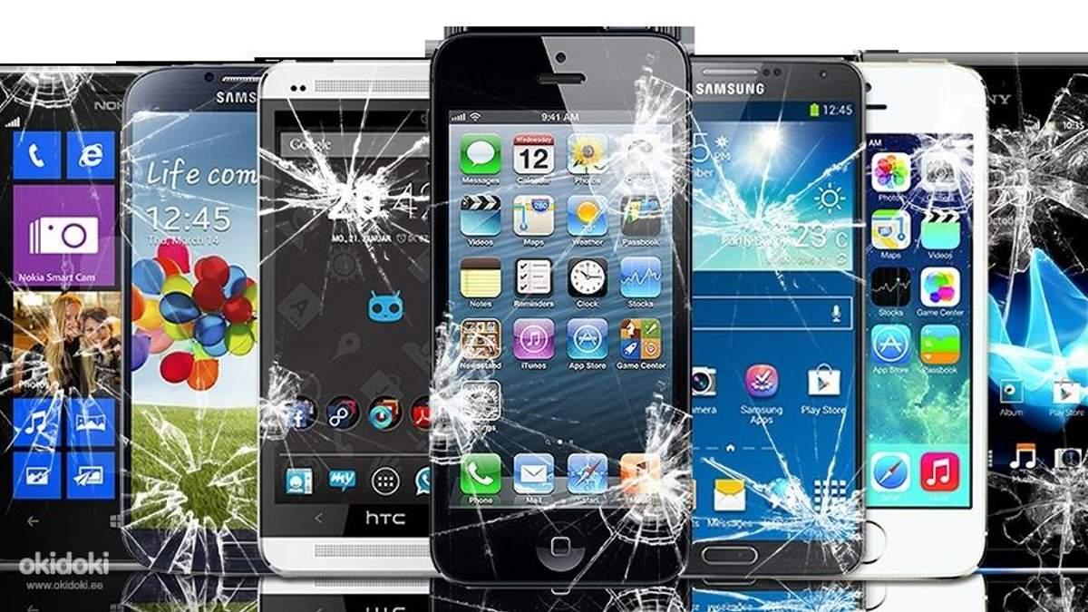 Что в смартфонах ломается чаще всего