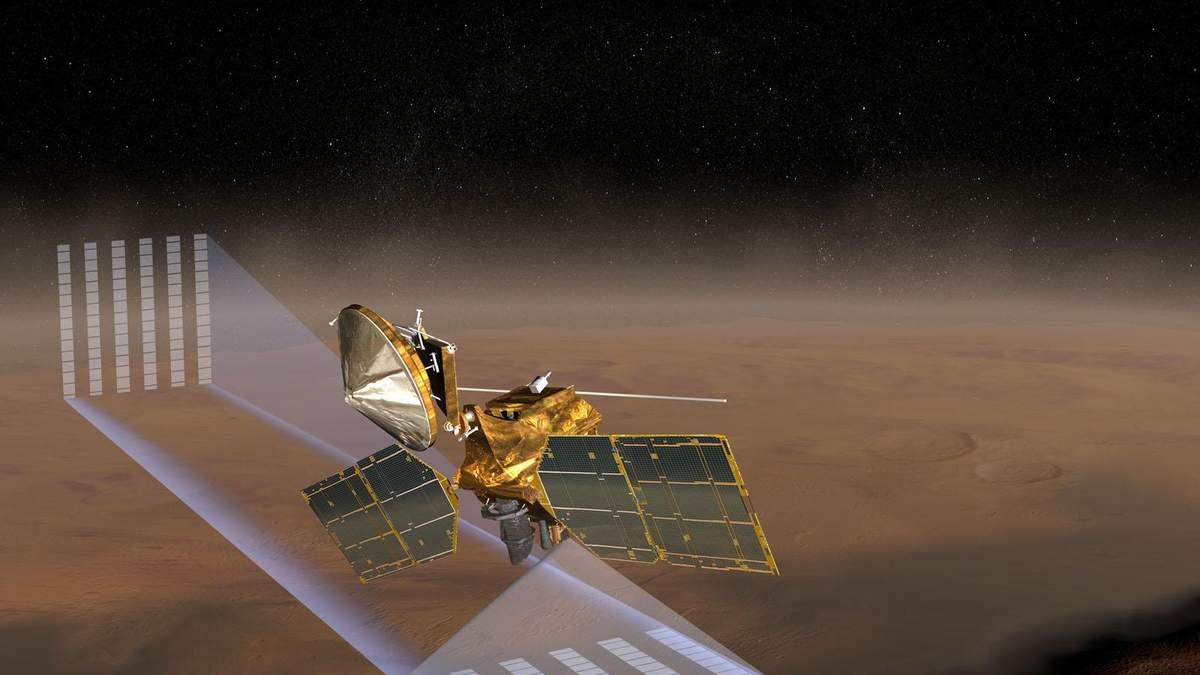 Зонд Mars Reconnaissance Orbiter