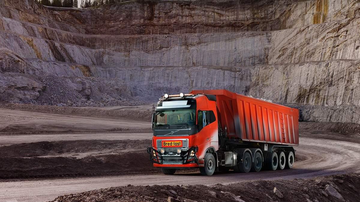 Безпілотні вантажівки Volvo Trucks