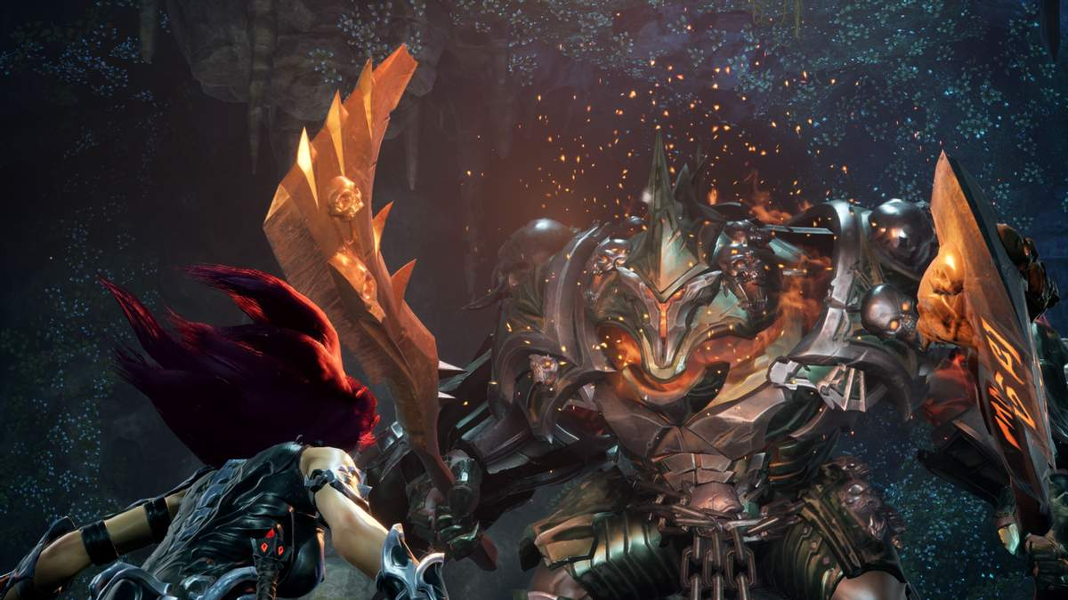 NVIDIA випустила спеціальний драйвер до гри Darksiders III