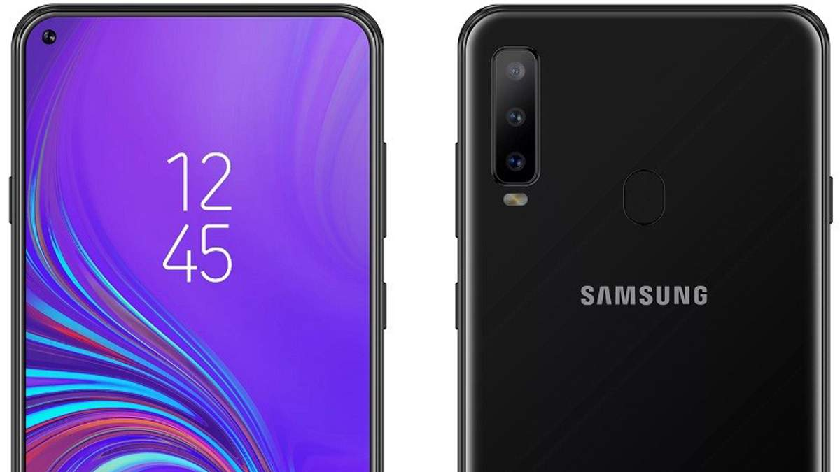 Samsung Galaxy A8s: характеристики