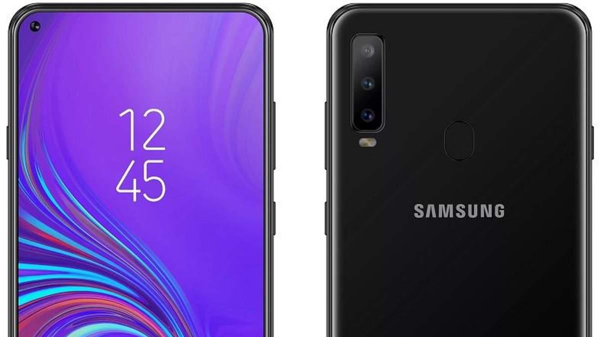 Samsung Galaxy A8s: характеристики інноваційного смартфона