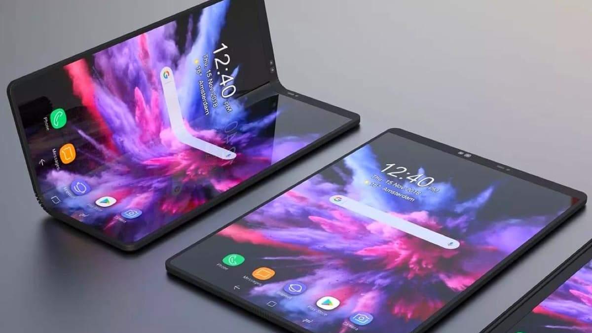 Прототип Samsung Galaxy Flex