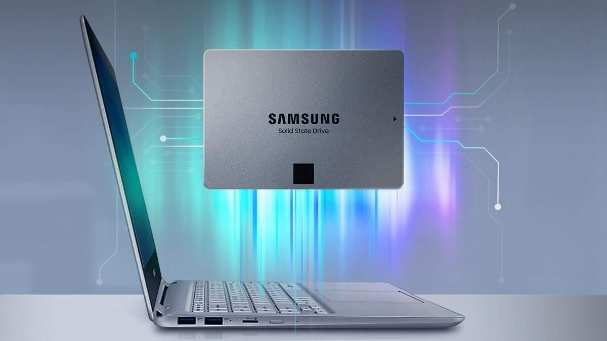 Samsung представила бюджетные SSD-накопители