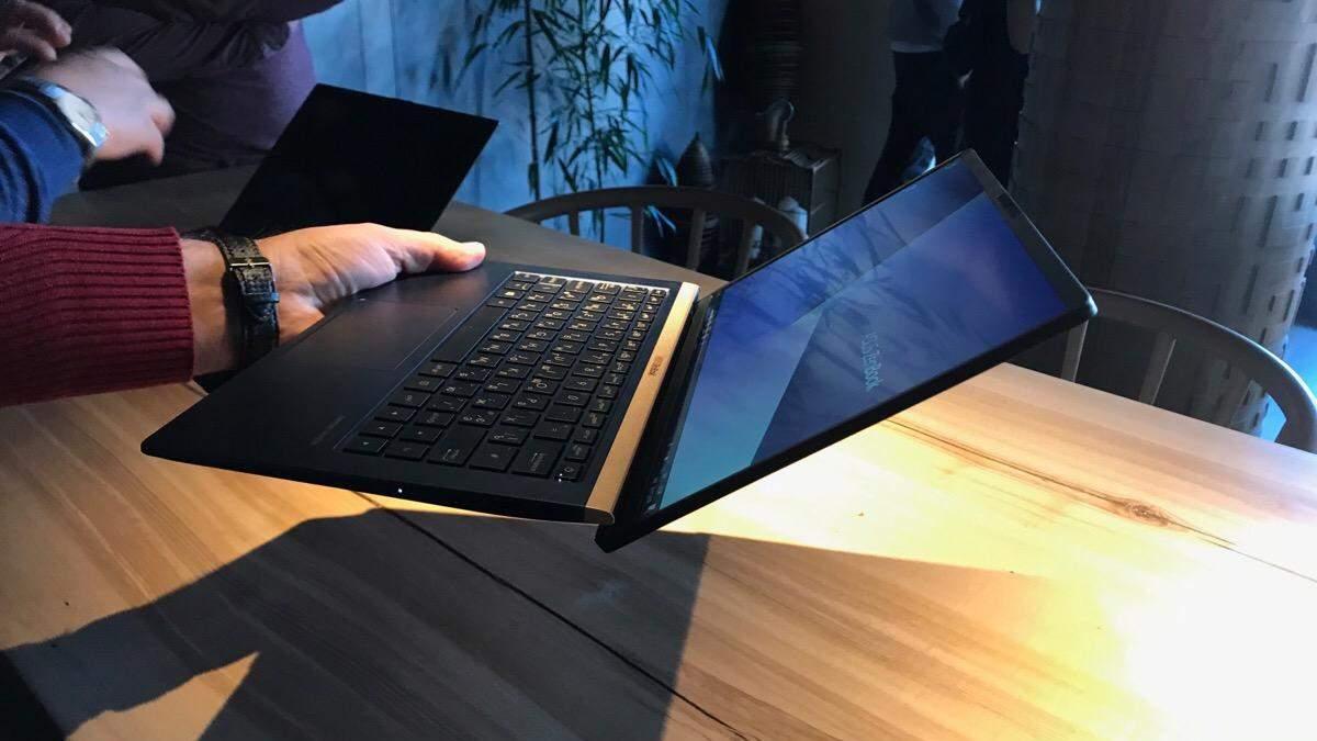 Asus представила в Україні 2 лінійки ноутбуків