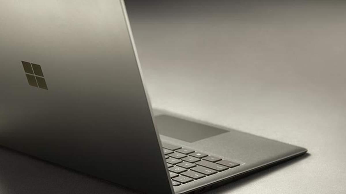 Microsoft Surface Laptop: что известно о новом ноутбуке