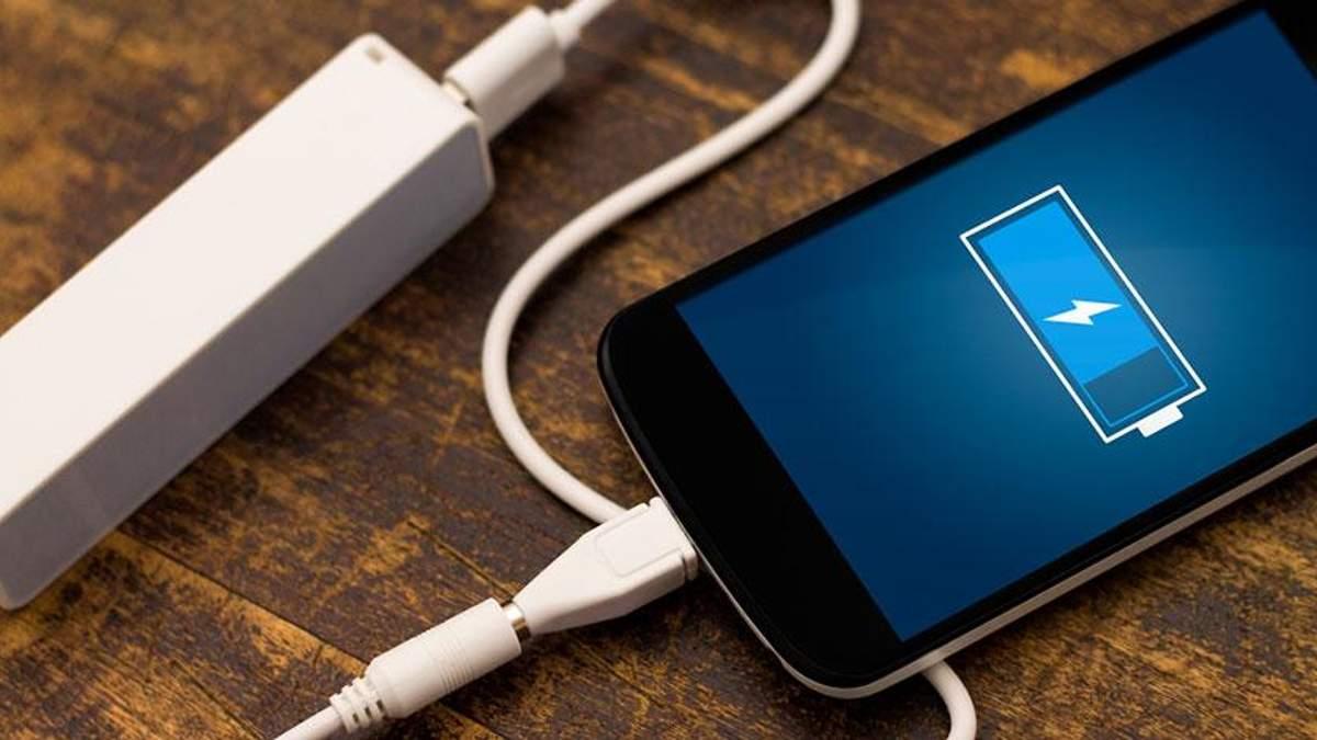 Визначили смартфон, який найшвидше заряджається
