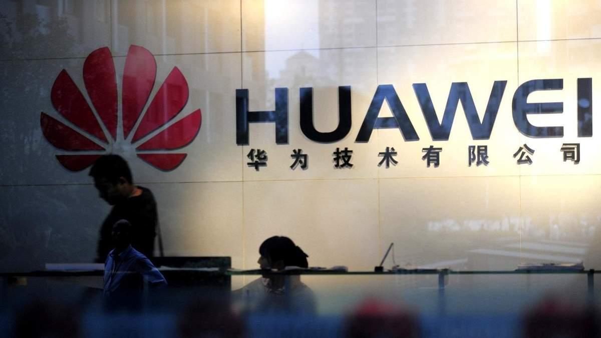 Фінансового директора Huawei затримали  у Канаді
