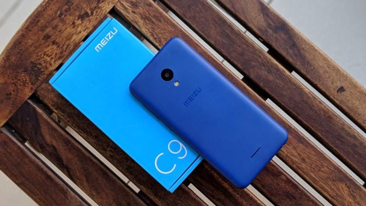 Meizu представила свій найдешевший смартфон із топовими функціями – Meizu C9
