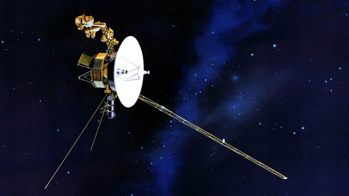 """Космический зонд """"Вояджер-2"""" вышел в межзвездное пространство"""