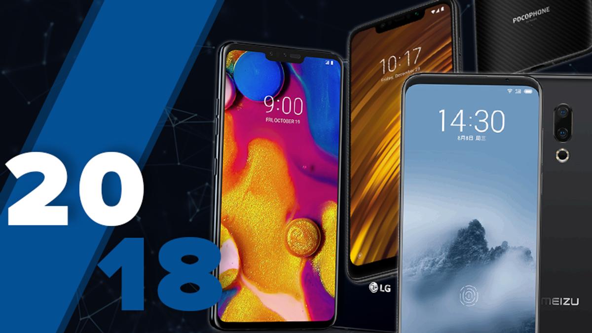 Лучшие смартфоны 2018: рейтинг