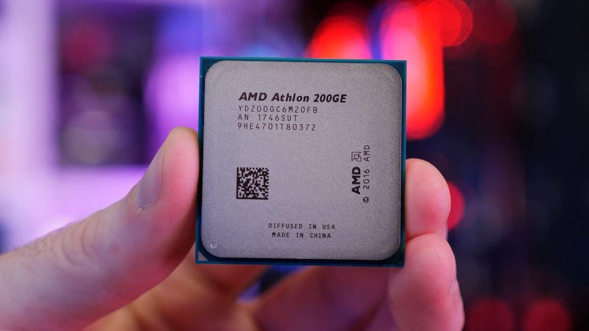 AMD Athlon 220GE та Athlon 240GE: компанія повідомила дату виходу гібридних процесорів