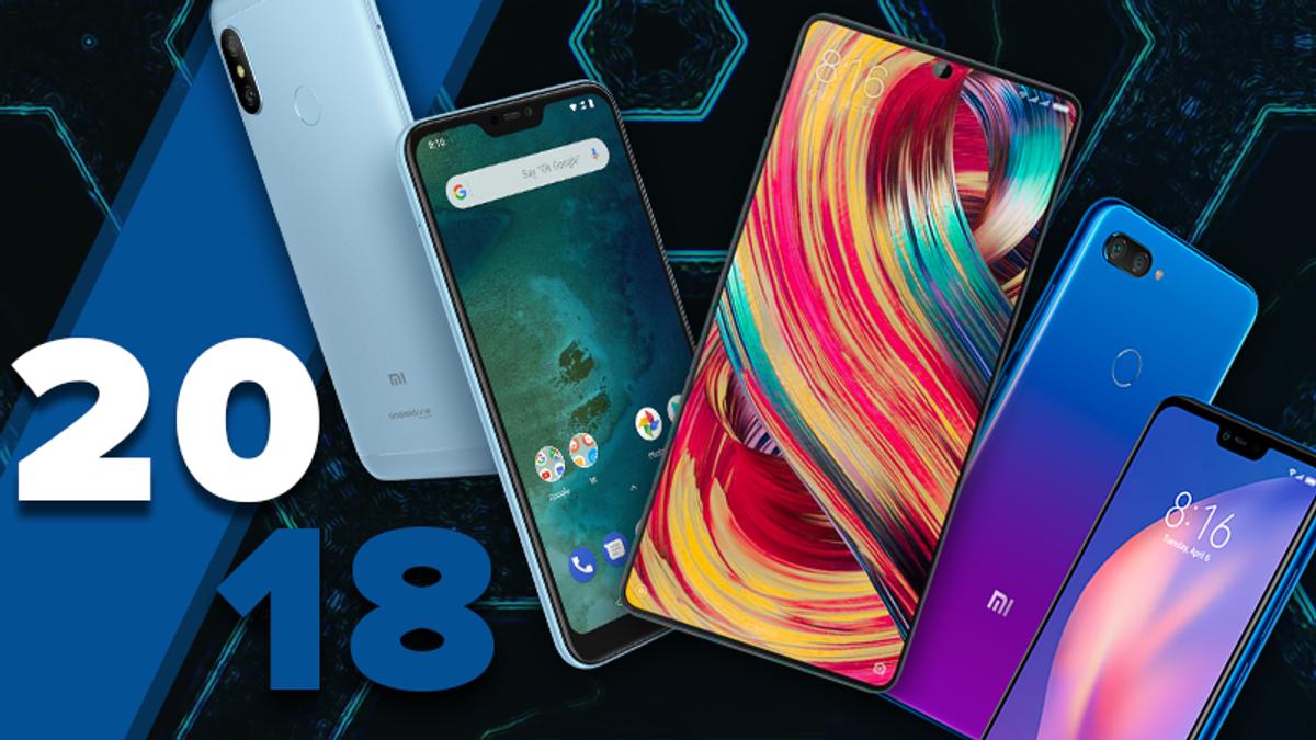 Лучшие смартфоны Xiaomi 2018