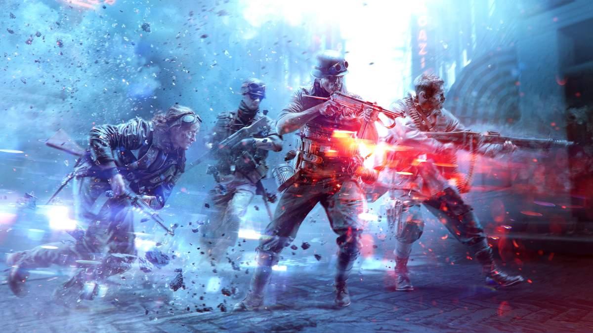 Battlefield V входит в Топ-5 самых продаваемых игр ноября