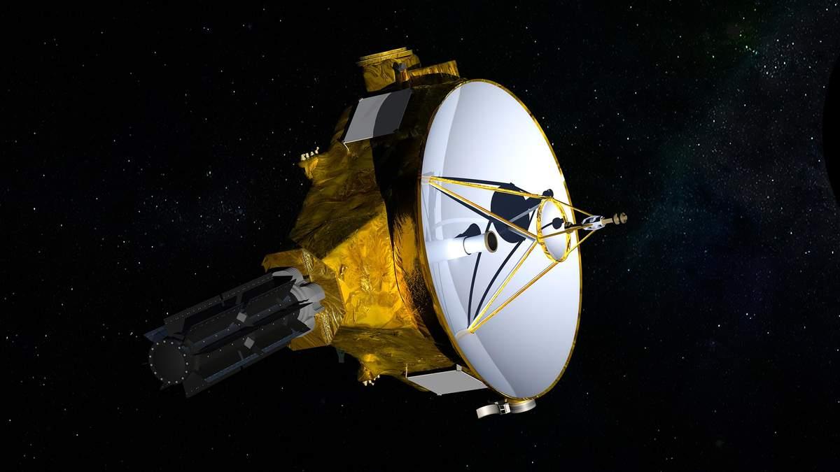 """Фото с """"края Вселенной"""": New Horizons прислал снимок Ultima Thule"""