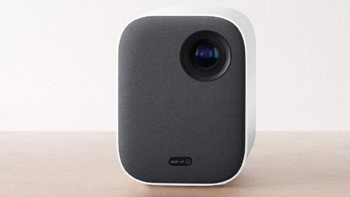 Xiaomi выпустила интересный проектор Mi Home Projector Lite