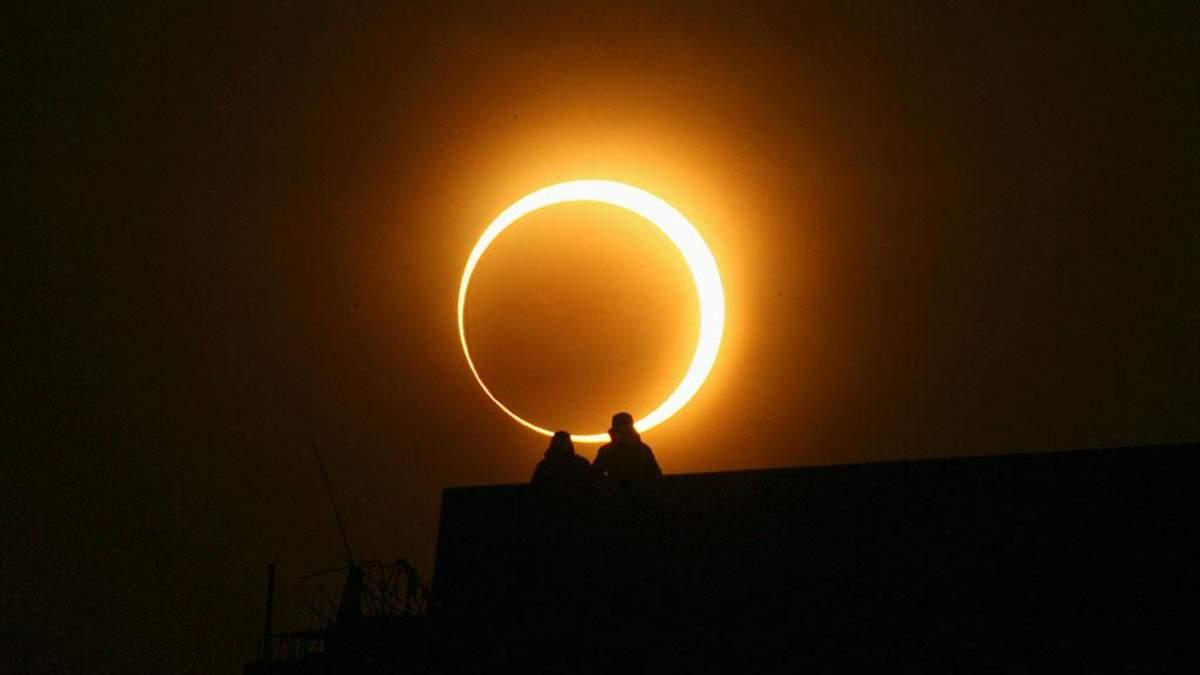 У Святвечір відбудеться перше сонячне затемнення у році