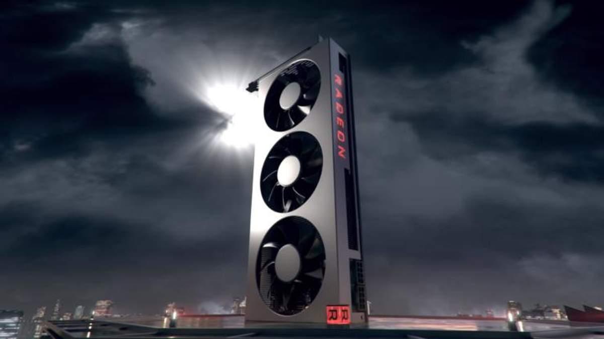 Відеокарту AMD Radeon VII представили офіційно: характеристики