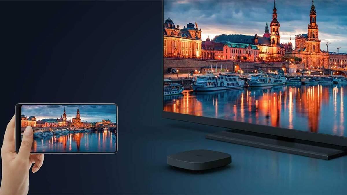Xiaomi представила свою найдешевшу телеприставку – Mi Box 4 SE