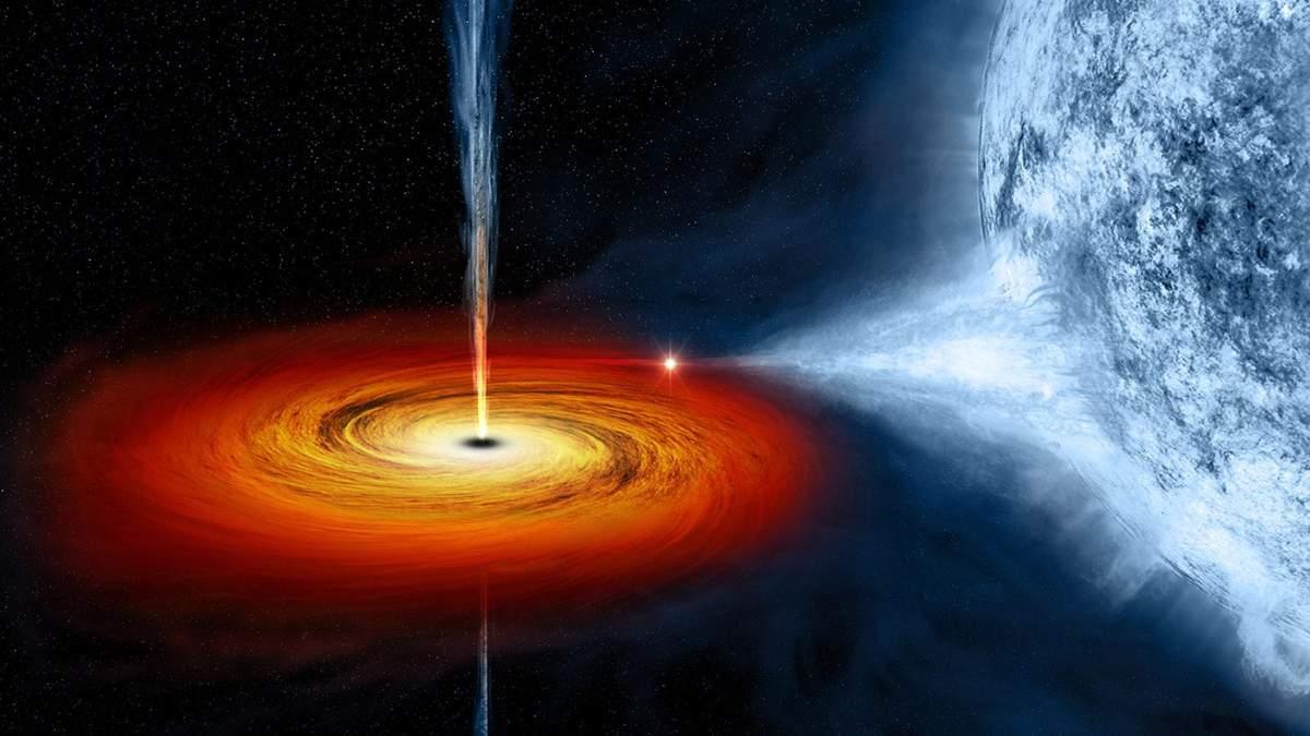 Науковці зробили прорив у вивченні чорних дір