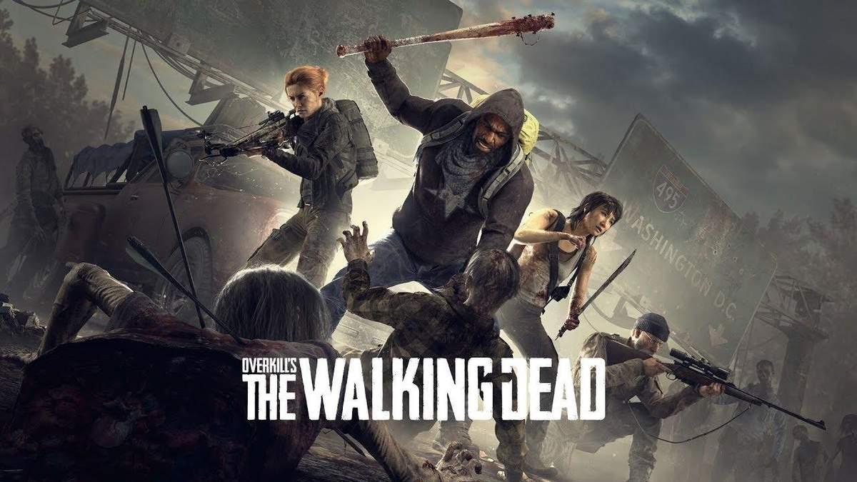 Реліз гри Overkill's The Walking Dead на PlayStation 4 і Xbox One відклали