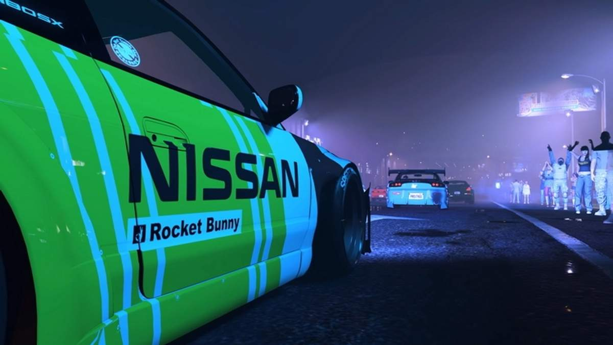 Need for Speed: Underground 3 – трейлер игры