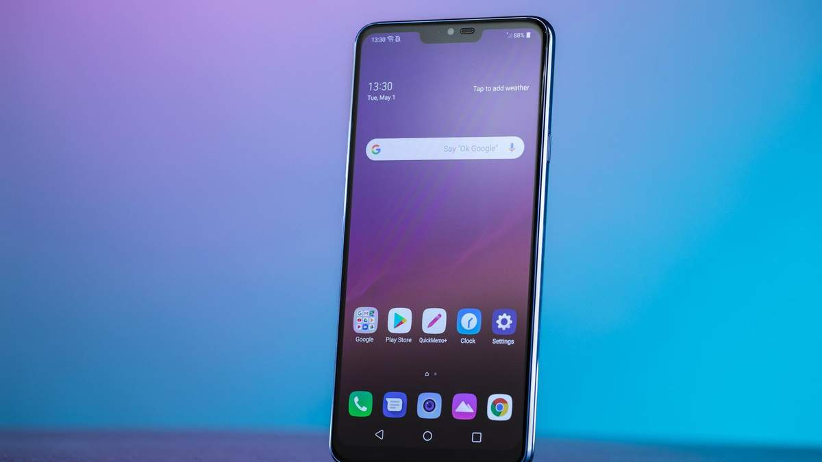 LG G8 ThinQ - характеристики і фото смартфона LG