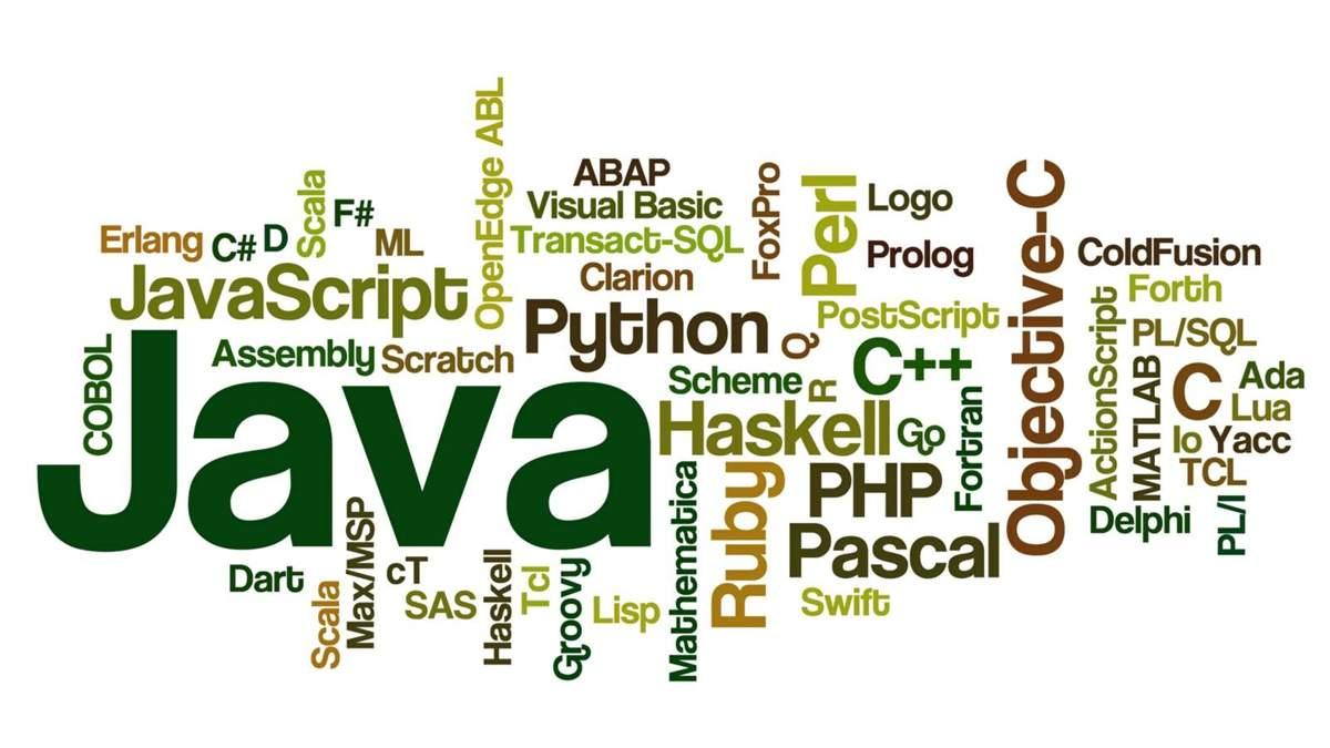 Что выбирают IT-шники: самые популярные языки программирования в Украине