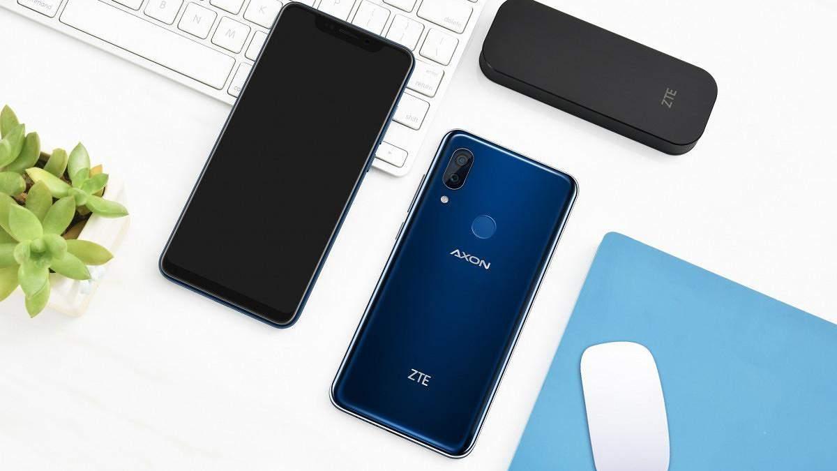 ZTE випустить конкурента смартфону Samsung Galaxy S10 Plus