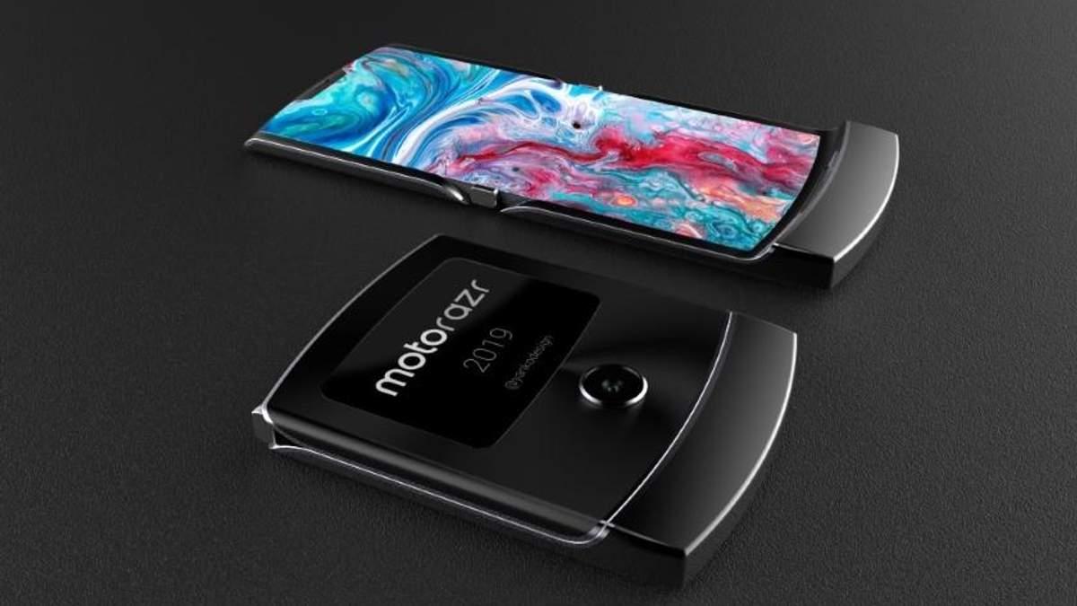 """Нова """"жабка"""" від Motorola"""