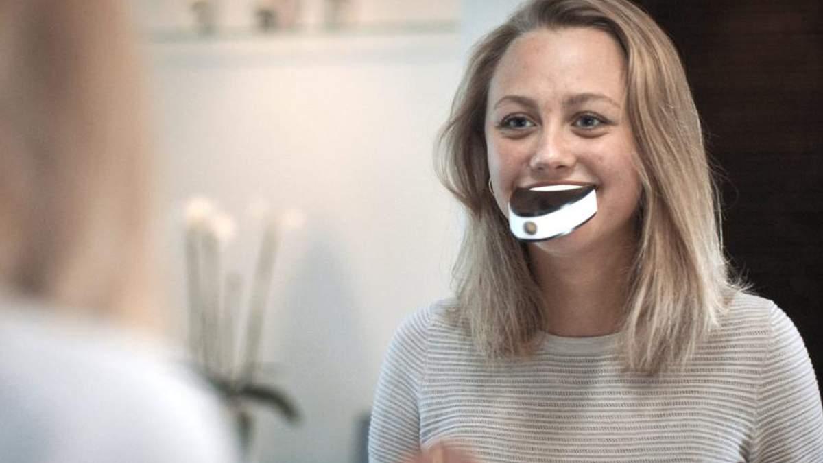 Unobrush сама чистит зубы