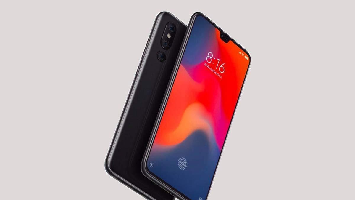 """Xiaomi Mi9: """"живі"""" фото"""