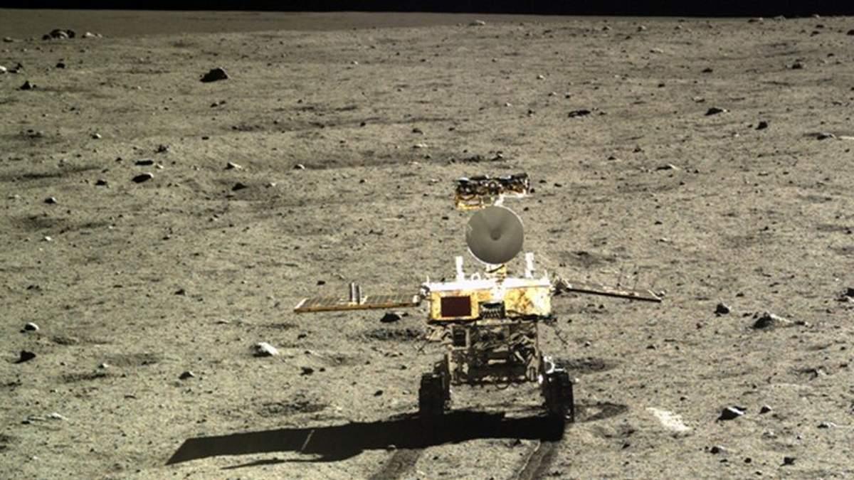 Китайские ученые выяснили интересный факт о температуре на Луне