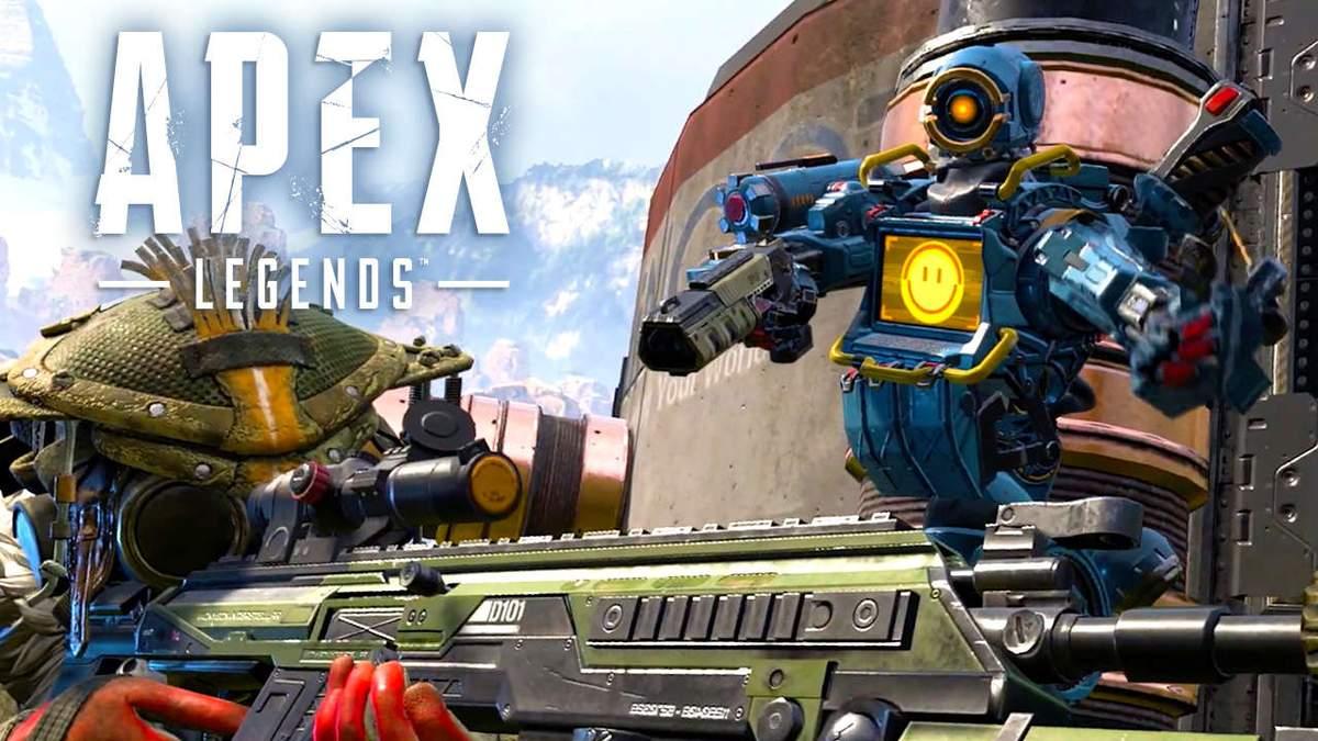 Игра Apex Legends - цена, системные требования, видео трейлера