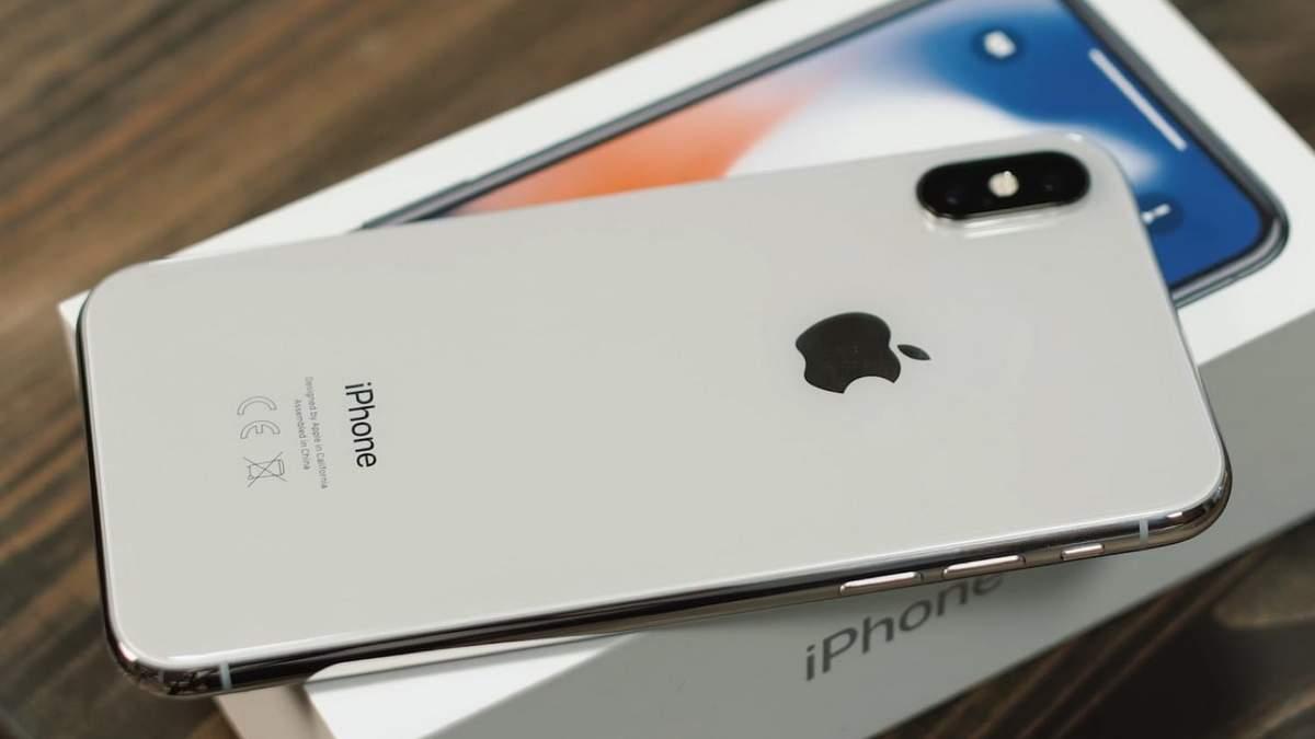 Восстановленные iPhone X поступили в продажу: сколько стоят смартфоны