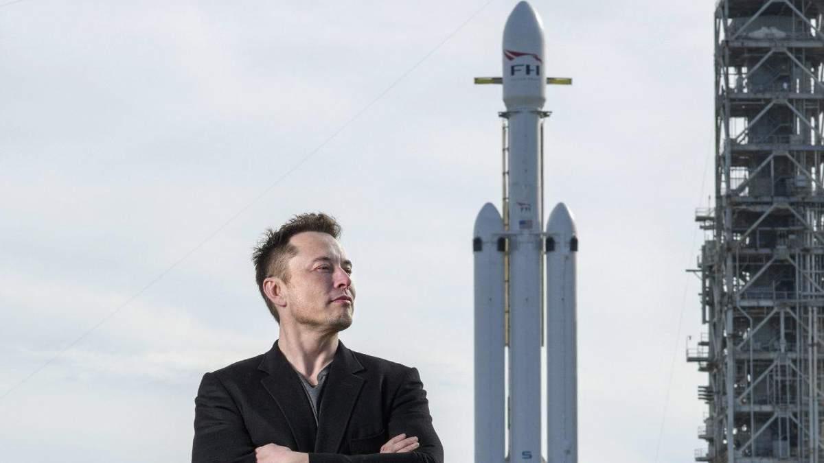 Рік після запуску Falcon Heavy: чим ще Ілон Маск планує здивувати людство