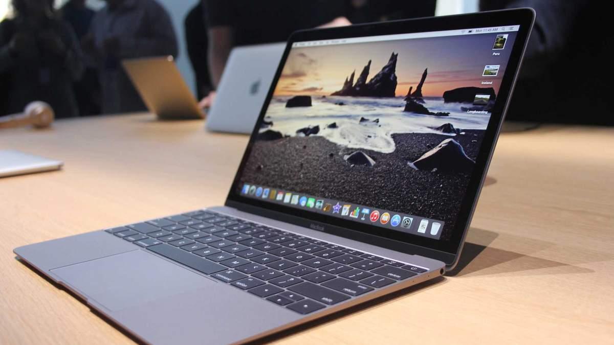 Відеоредактор призвів до збою у роботі MacBook Pro