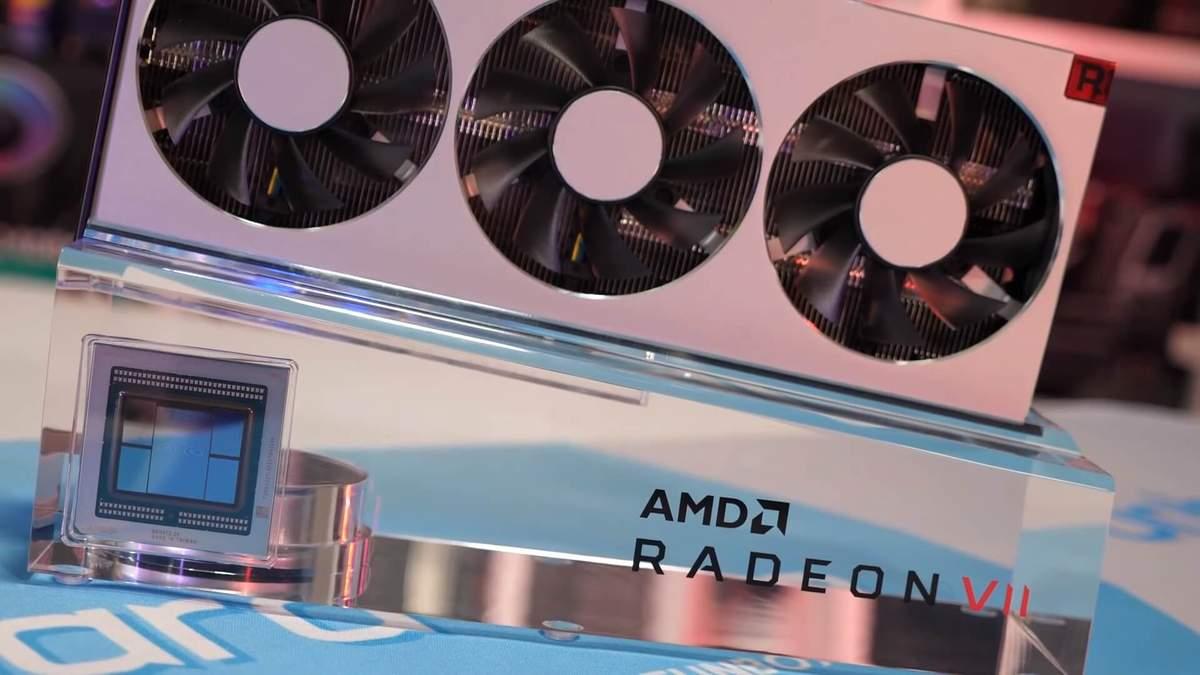 AMD Radeon VII: первые тесты и цена