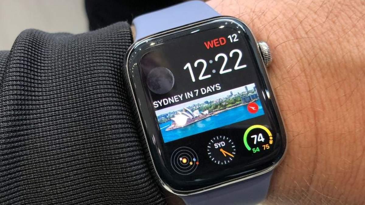 Apple Watch 4 получил несколько уникальных функций