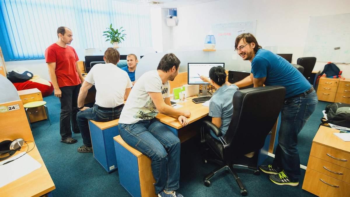 Рейтинг найбільших IT-компаній в Україні: приріст фахівців б'є рекорди