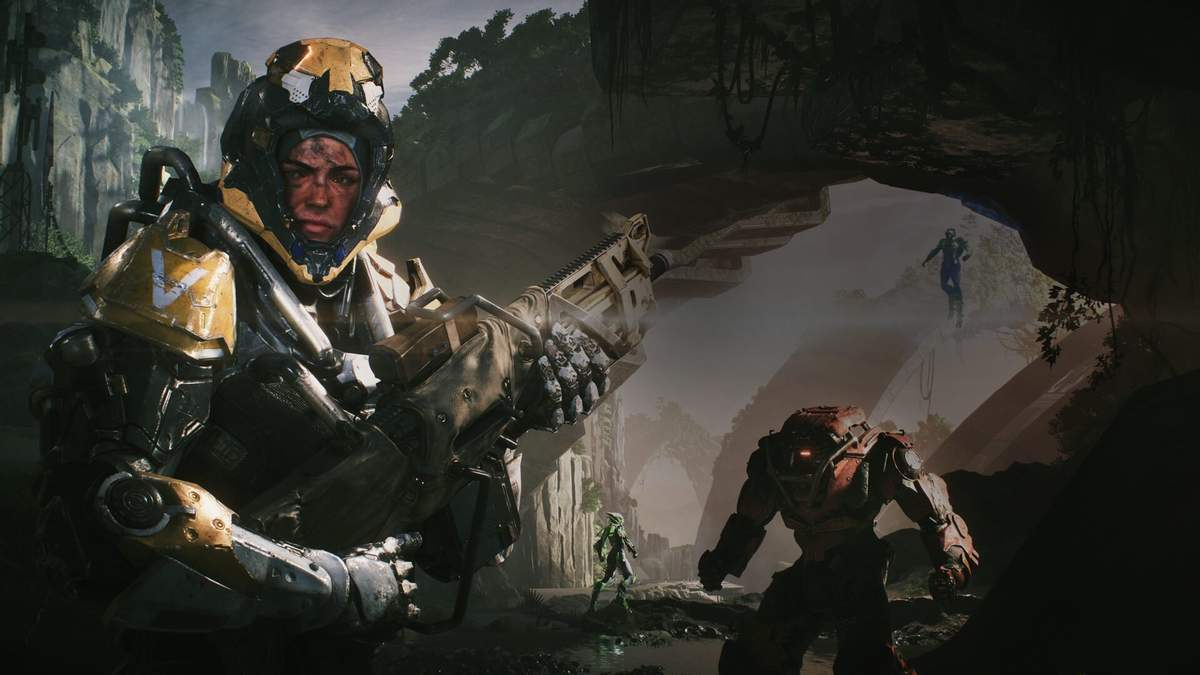 Обзор демоверсии игры Anthem