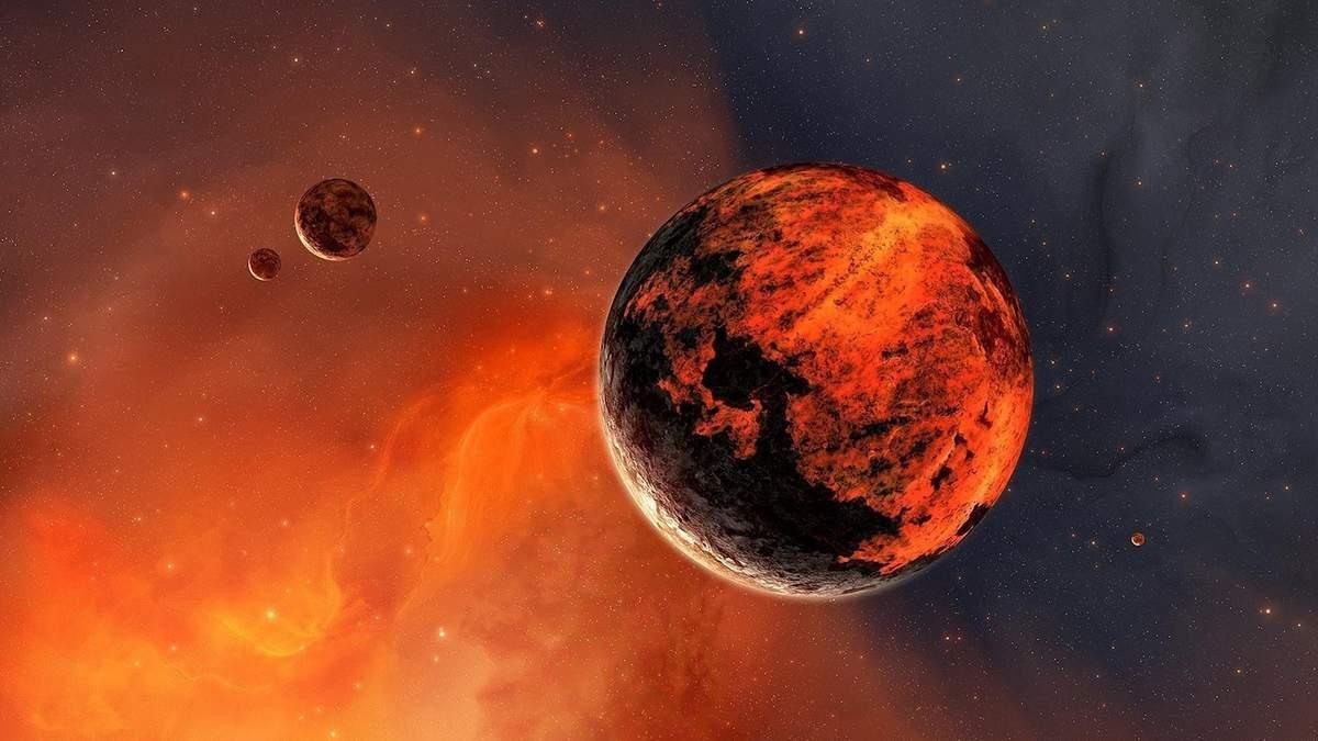 Нове фото з поверхні Марсу показує геологічні особливості  планети