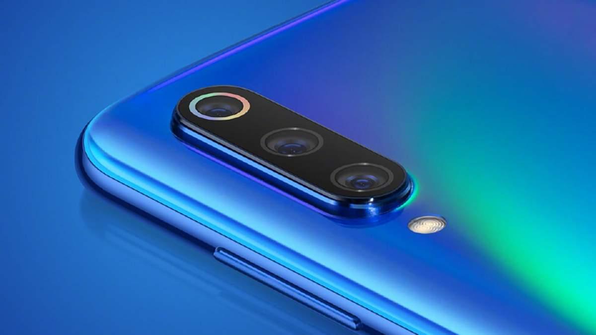 Xiaomi Mi 9: детальні характеристики камери та перші фото на смартфон