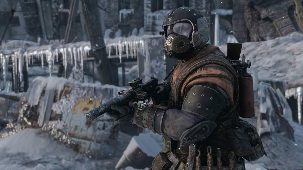 Игра от украинских разработчиков Metro: Exodus стала лидером продаж в Великобритании