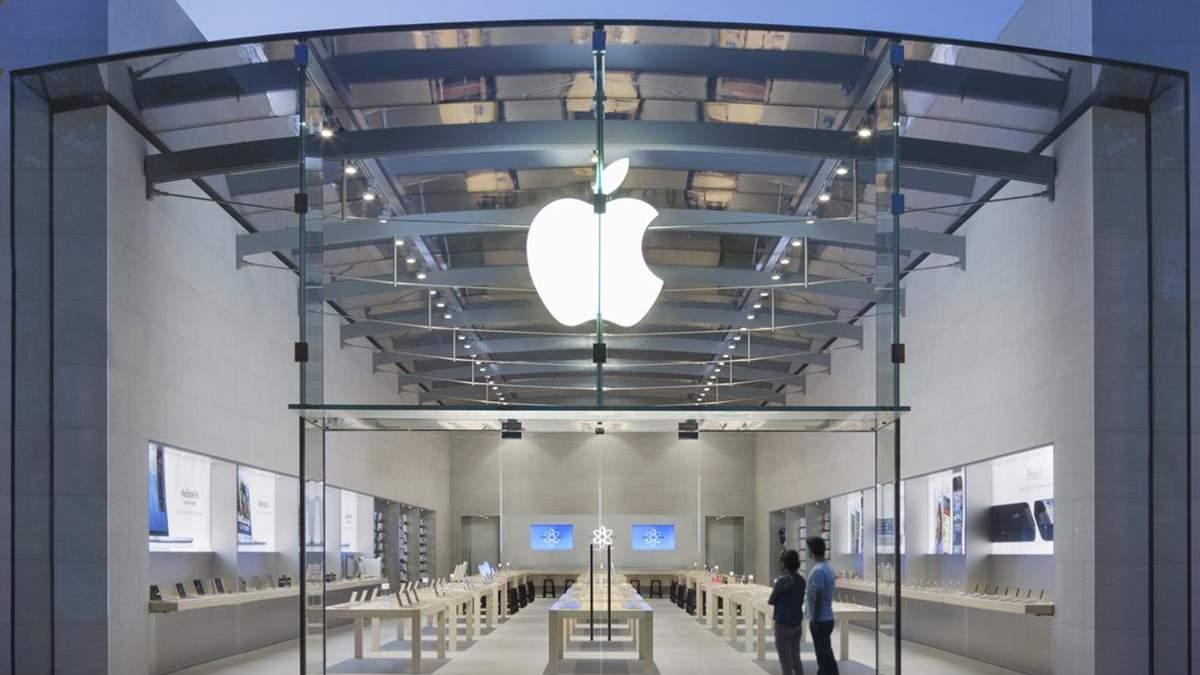 Apple Shop у Києві відкриють вже незабаром